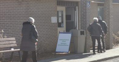 Scott Moffatt Ward 21 Report: First rural vaccine pop-up clinics open in Richmond, Osgoode, Greely