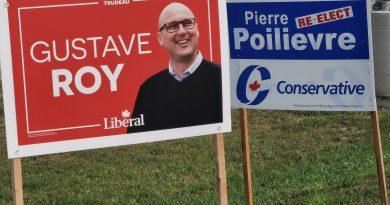 Poilievre Seeking 7th Term as Carleton MP