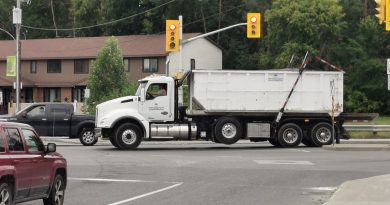 Councillors Need to Take a Stand on Trucks