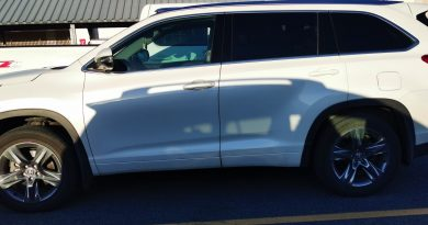 SUVs, Light Trucks Targeted in Vehicle Thefts